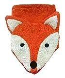 Fürnis 590.0 Waschlappen Bio Fuchs, orange