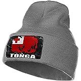 Dora Will Drapeau Tonga Football Joueur De Rugby Bonnet Chapeau Chapeau Hommes Femmes Bonnets À Tricoter Bonnet Stretch & Soft
