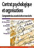 Contrat psychologique et organisations - Comprendre les accords écrits et non écrits