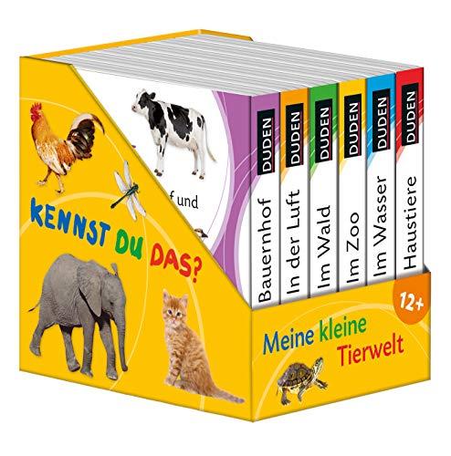 Kennst du das? Meine kleine Tierwelt: ab 12 Monaten (DUDEN Pappbilderbücher Kennst Du das?)