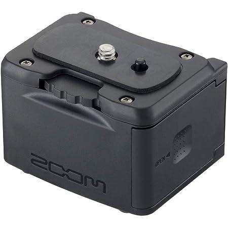 ZOOM ズーム バッテリーケースBCQ-2n (Battery Case for Q2n / Q2n-4K)