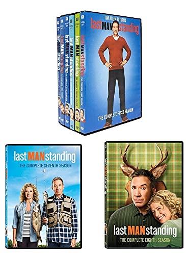 Last Man Standing. Seasons 1-8 (DVD)