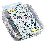 Hama- Mini cuentas y paneles, en caja, 5403