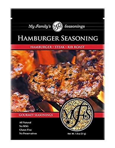 My Family's Hamburger Seasoning, 1.8 oz