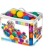 Intex Ball Toy Fun Balls (100pieces) -49600
