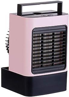 Iones Negativos del Aire Acondicionado del Ventilador de la batería de purificación de Aire de refrigeración del Agua del Ventilador de Tabla calienta la lámpara Ventilador de refrigeración