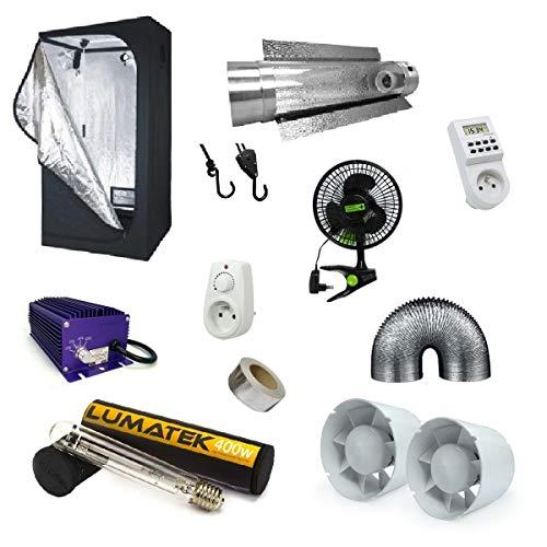 Pack cerca Electro 400W Probox 100–Lumatek