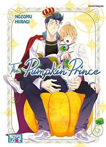The Pumpkin Prince - Livre (Manga) - Yaoi