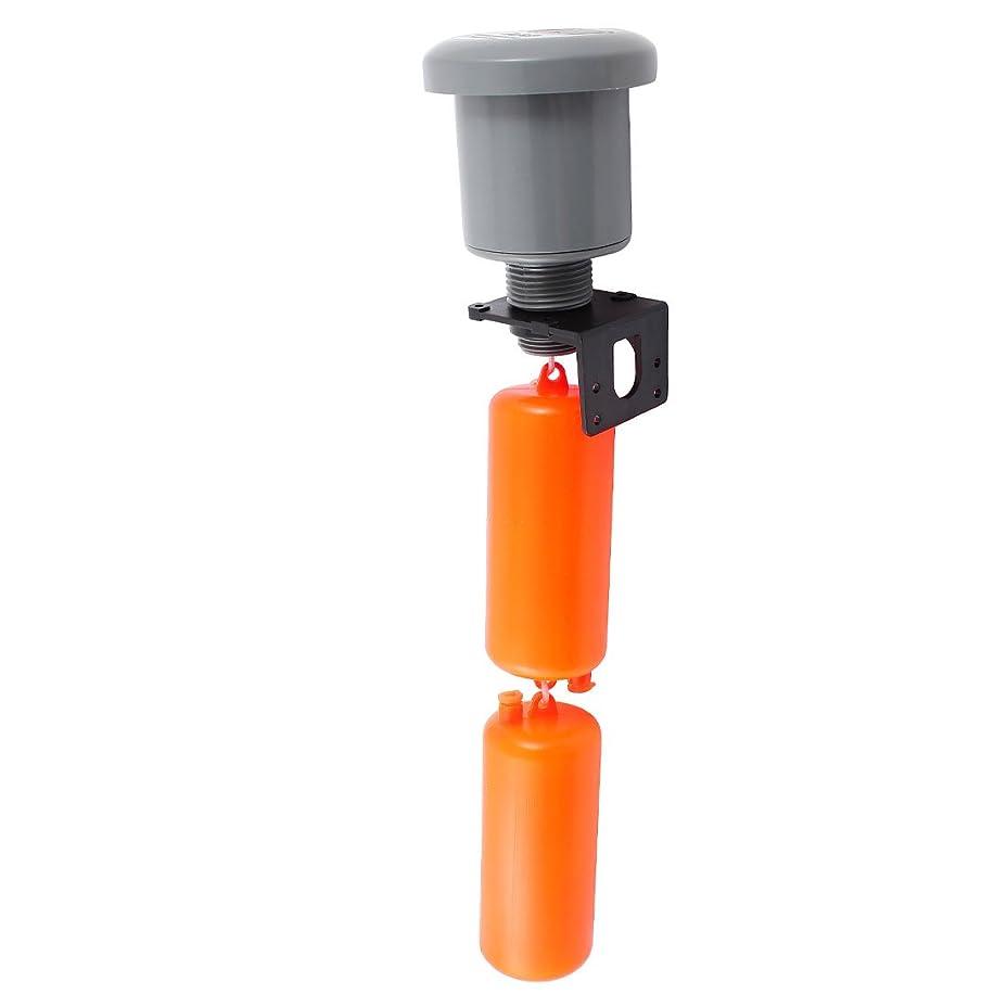 サーバント主気配りのあるuxcell フロートスイッチ 液体レベルコントローラ 立て式 AC 110-240V 15A