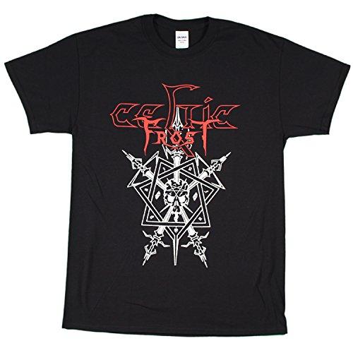 Celtic Frost - Morbid Tales t-shirt , Size: X-Large, Color: Black