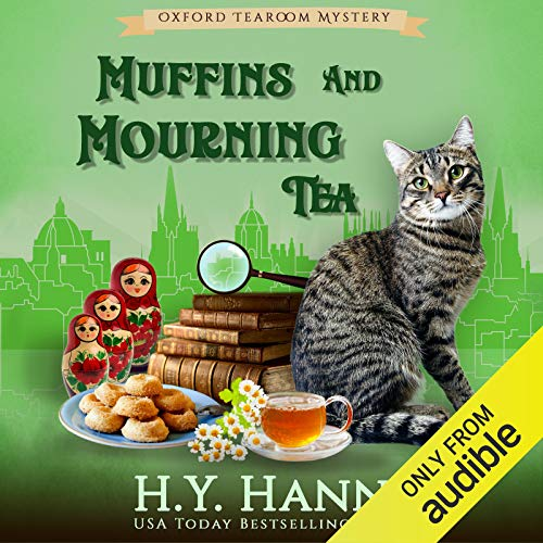 Muffins and Mourning Tea cover art