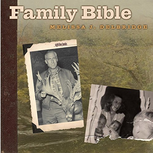 Family Bible audiobook cover art