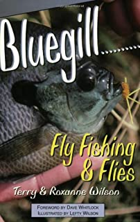 Bluegill Fly Fishing & Flies