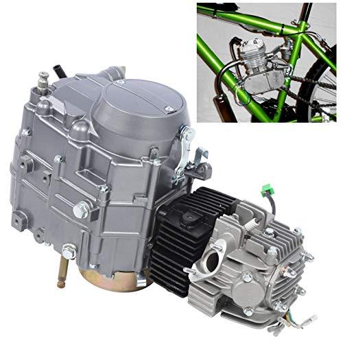 SALUTUYA Motor de Bicicleta 125CC de 4 Tiempos, Larga Vida útil, para Bicicleta eléctrica