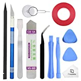 Cemobile Professional Opening Pry Tool Repair Kit with Dual Side Tape Adhesive