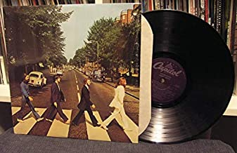 Abbey Road LP (SO-383) (Purple Capitol Labels) (1978 Pressing)