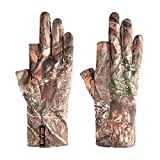 Hot Shot OE-149C Copperhead Stretch Mens Hunting Gloves
