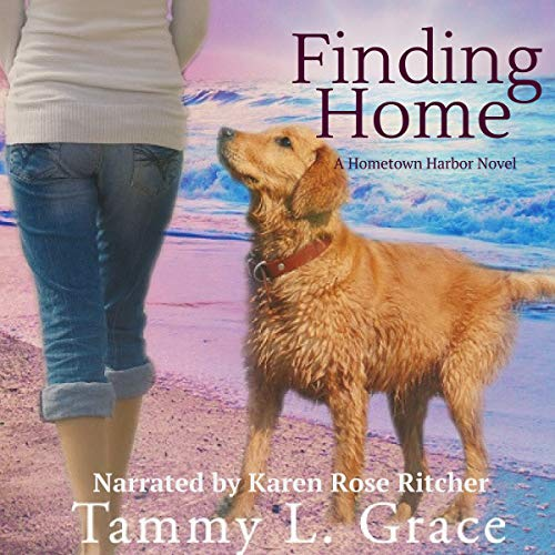 Finding Home Audiobook By Tammy L Grace cover art