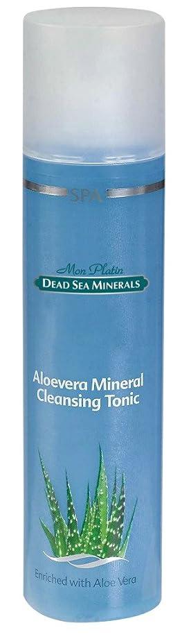 扱う単にテーマアロエ?ミネラル洗顔トニック 250mL 死海ミネラル Aloe-vera Mineral Cleansing Tonic