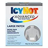 Icy Hot Advanced Relief Pain Relief Patch (Pack of 5)