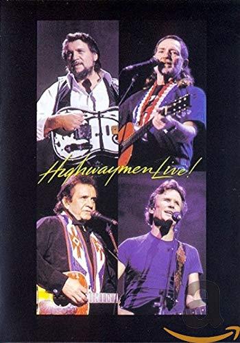 The Highwaymen : Highwaymen live