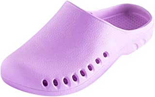 Women Peep Toe Flats Slipper Sandals, Ladies Solid Breathable Comfortable Soft Slipper Non-slip