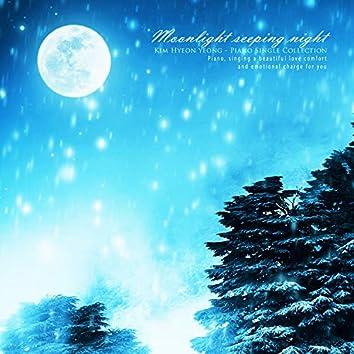Moonlighted night