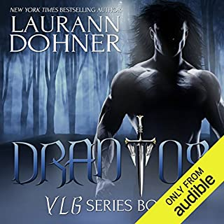 Drantos                   By:                                                                                                                                 Laurann Dohner                               Narrated by:                                                                                                                                 Savannah Richards                      Length: 13 hrs and 48 mins     113 ratings     Overall 4.6