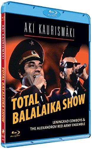 Total Balalaika Show (1994) ( Leningrad Cowboys: Total Balalaika Show ) (Blu-Ray)