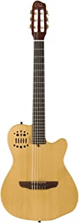 godin multiac nylon string sa electric guitar