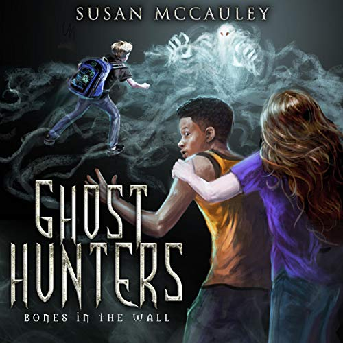 Ghost Hunters: Bones in the Wall Titelbild