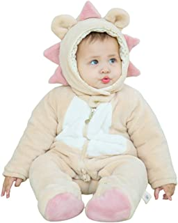 Infant Romper Newborn Unisex Costume for Baby Newborn Outfit Hoodie Winter Baby Outfits Bodysuits