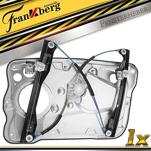 Frankberg Fensterheber Elektrisch mit Grundplatte Vorne Links für Fabia 1 6Y2 6Y3 6Y5 4/5-Türer 1999-2008 6Y0837461