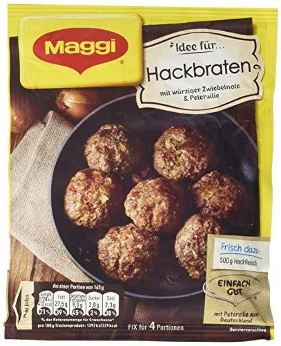 Maggi Fix Hackbraten, 1er Pack (1 x 92 g) Beutel