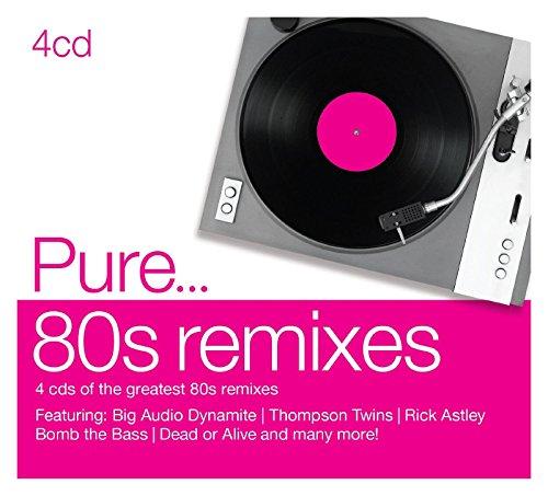Pure... 80s Remixes [4 CD]