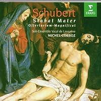 Stabat Mater/Magnificat by F. Schubert