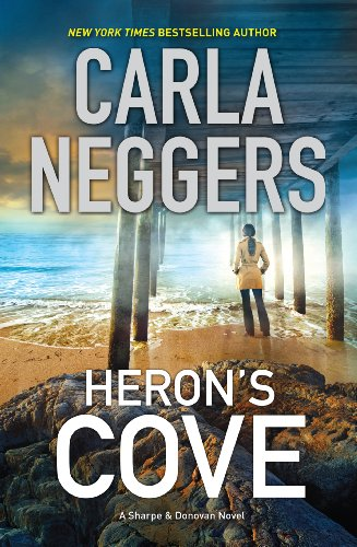 Image of Heron's Cove (Thorndike Press Large Print Basic Series)