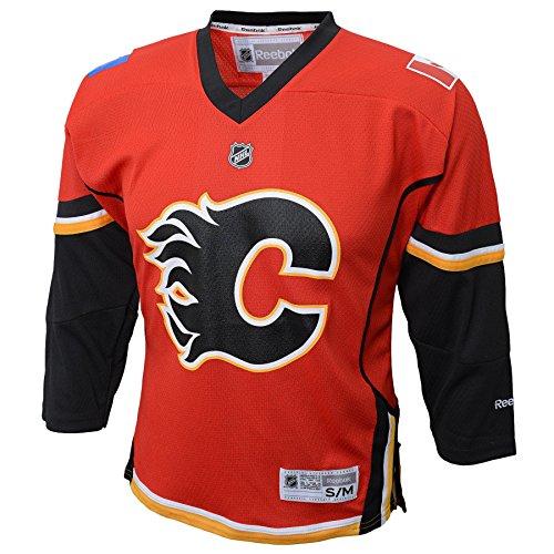 NHL Calgary Flames 8-20 Youth Replica Jersey, Calgary Flames, L/XL