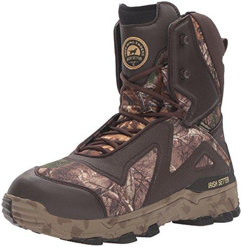Irish Setter Men's Vaprtrek LS 827 Hunting Shoes, Realtree Xtra, 12 D US
