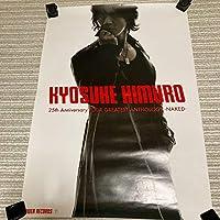 氷室京介 タワーレコード ポスター B2サイズ