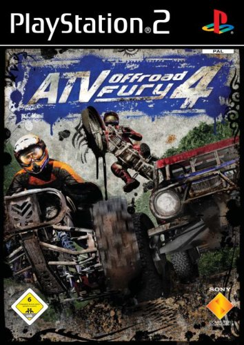 ATV Offroad Fury 4 [Edizione : Germania]