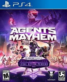 Agents of Mayhem Launch Edition - PlayStation 4