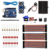 Basic Starter Kit For Compatible With SMD UNO, Breadboard, LED, Resistor,Jumper Wires The best option to starting learn about uno smd programming. Best For School Level Projects