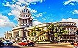 NZHK Rompecabezas 1000 Piezas, Universidad De La Habana, Rompecabezas De Madera para Adultos Adolescentes Puzzle Juguete Regalo