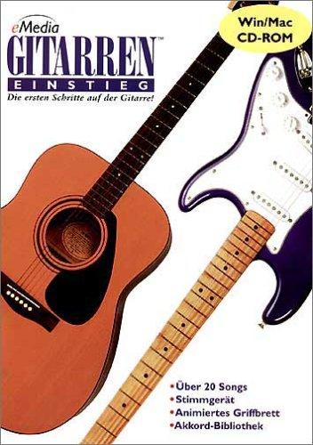 eMedia Gitarren Einstieg /CD-ROM