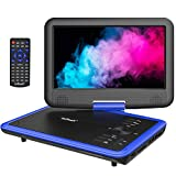 ieGeek 11.5' Portable DVD Player with 5 Hour Updated Rechargeable...