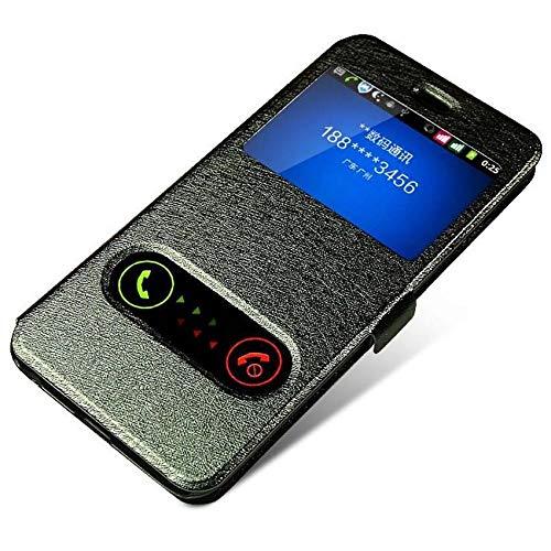 XYAL0002001 Xingyue Aile Covers y Fundas para la Nota 9 8 3 4 5, FILP de Windows Cuero Teléfono Caso de la Cubierta para la Nota 9 8 3 4 5 S5 S6 S7 S8 S9 C5 C7 C8 C9 C10 Plus Pro Edge
