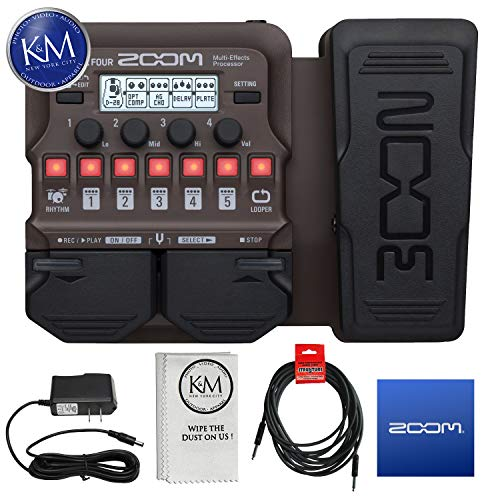 Zoom A1X FOUR Multi-Effects Proc...