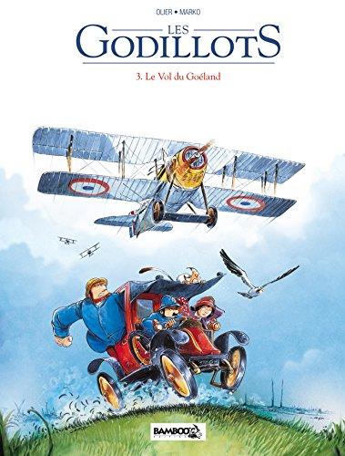 Les Godillots - tome 03: Le vol du Goëland