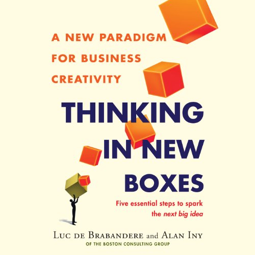 Thinking in New Boxes audiobook cover art